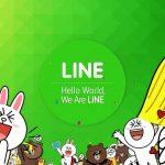 LINE merupakan aplikasi social media paling favorit hingga saat ini