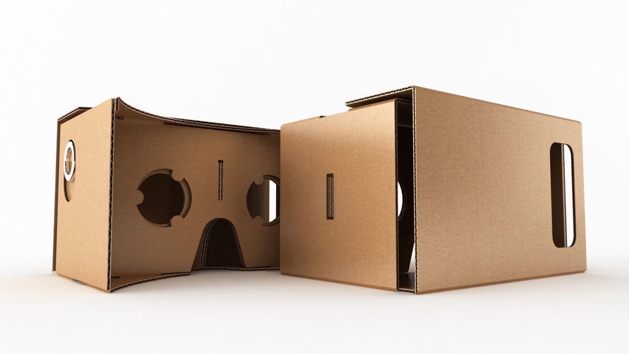 Google Cardboard, perangkat VR yang harus dirakit sendiri
