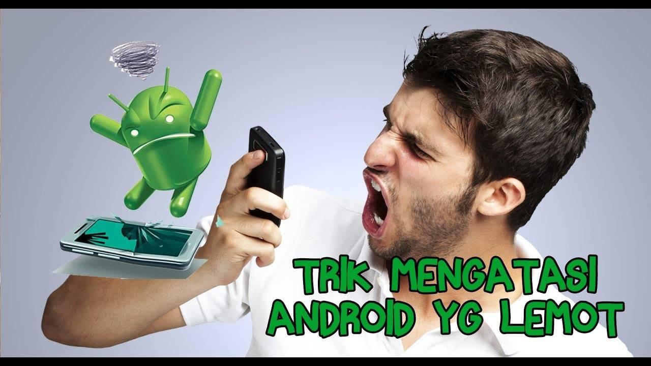 Smartphone lemot bisa disebabkan oleh beberapa faktor
